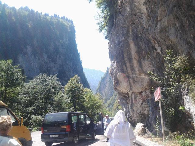 Поездка море - горы в Абхазии