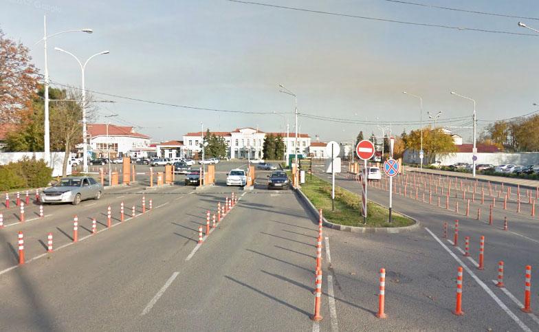 Аэропорт Краснодар, (Пашковский)