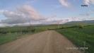 Дорога недалеко от ст Даховская на п. Усть-Сахрай