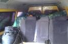 4 Поднимаем спинки сидений
