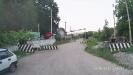 КПП на выезде из ущелья, дорога п. Никитино - п. Псебай