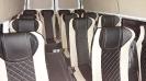 Сиденья в автобусе (эко-кожа)