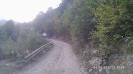 Подъём у обрыва - Дорога до Кордона Черноречье