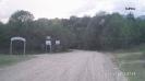 поворот на Мятную полянуна пути к Кордону Черноречье