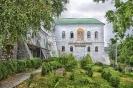 монастырь со двора