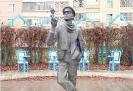 Памятник Остапу Бендеру, Элиста