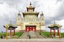Храм Золотая обитель Будды в Элисте