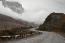 Дорога Баксанское ущелье