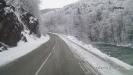 Скалистая гора у дороги - трансферы, заброска в п. Гузерипль