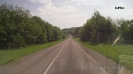 Дорога на п. Гуамка - Подъёмы-спуски в дороге