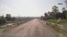 Дорога на п. Гуамка - Мост через реку Пшеха