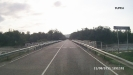Мост через р. Малая Лаба у п. Перевалка, Погранзастава, (Псебай) -  (объездная дорога)