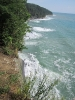 Скала Киселева - бухта на Чёрном море
