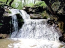 Водопад на реке Кизинчи - х. Кизинка