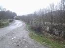 Начало дороги п. Отдаленный, Шпалорез - Черниговское
