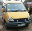 Заказать микроавтобус Газель 9 мест с мягким салоном
