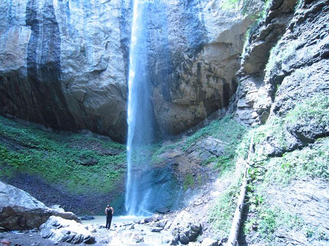 Поездка на Капустинский водопад, п. Никитино Мостовской район