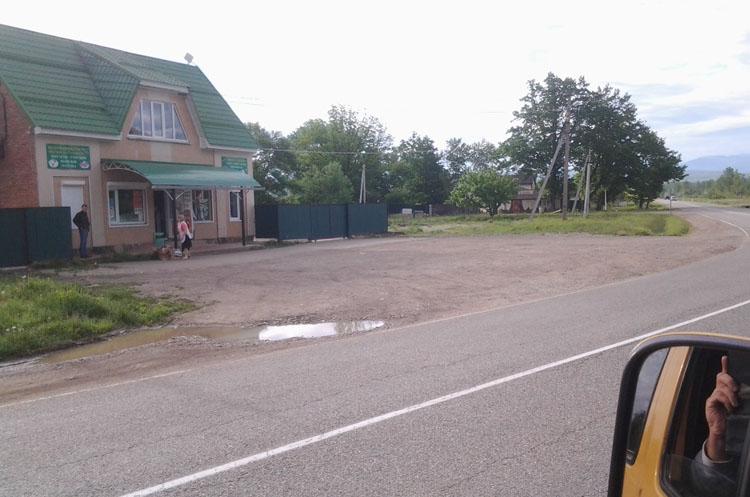 Магазин продукты станица Ширванская