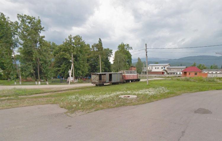 Как доехать, добраться на мотрисе Черниговское - Отдаленный