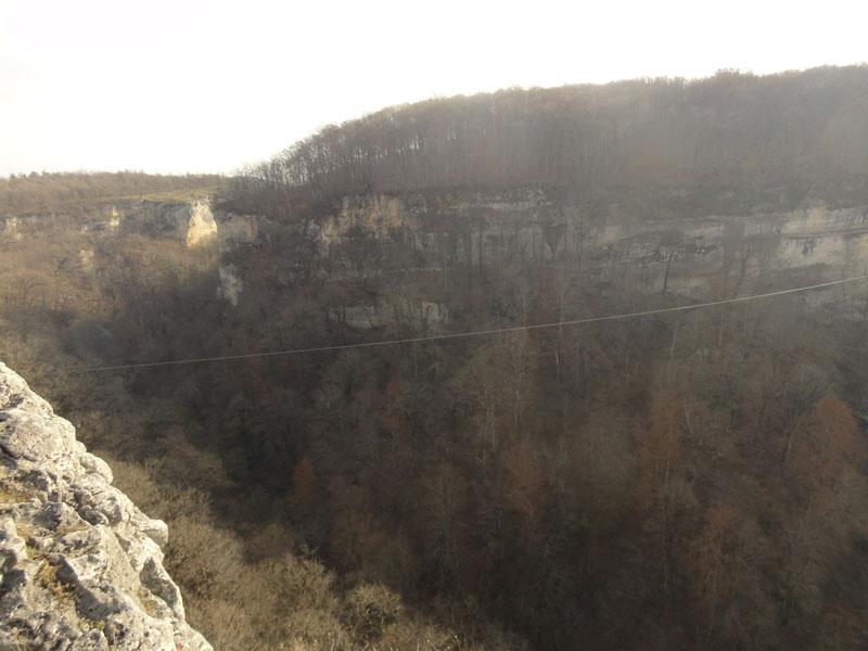 Ущелье Мишоко, п. Каменномостский