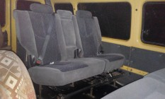 Minibus Gazelle 9 places with soft seat
