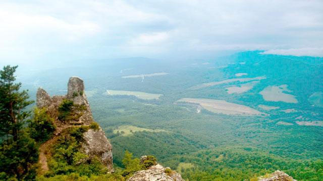 Гора Уна Коз
