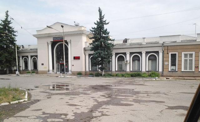 Вокзал Невинномысск