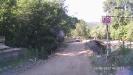 Маленький мост на вьезде в посёлок Никитино