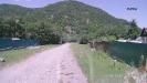 Никитино - Гора, по которой проходит дорога до Кордона Черноречье, на Капустинские водопады