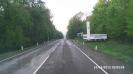 Граница Карачаево-Черкесии перед п. Курджиново