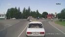 Перекрёстк на п. Псебай в п. Мостовской
