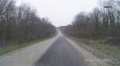 Мезмай - Подъёмы-спуски дороги