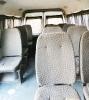 Сиденья микроавтобуса
