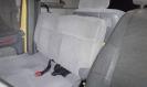 Вид от входа в автобус, (микроавтобус) Газель с мягким салоном