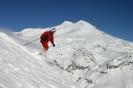 Лыжные спуски Чегет