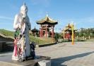 Статуя Будистский хурул, Элиста