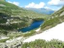 Озеро Рыбка вид сверху