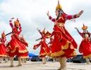 Национальные танцы, Элиста