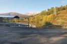 Партизанская поляна, озеро