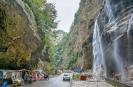 Туры в Чегемское ущелье, водопады