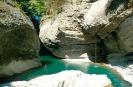 Водопад в Хаджохской теснине