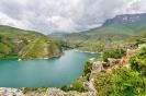 Озеро Гижгит летом