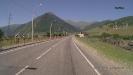 п. Верхняя Теберда в горах Карачаво-Черкесии