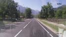 Дорога в п. Теберда в сторону п. Домбай