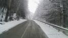 Небольшой подъём на дороге в Гузерипль