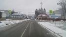 Дорога на Гузерипль, поворот в ст. Даховская на Новопрохладное, Усть-Сахрай
