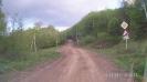 Подъём на грунтовке Усть-Сахрай - Новопрохладное