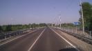 Дорога на п. Гуамка - Мост через реку Лаба
