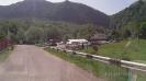 Стоянка у входа в Гуамское ущелье в п. Гуамка