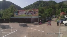 Дорога от стоянки в Гуамское ущелье мимо гостиницы Гуамка